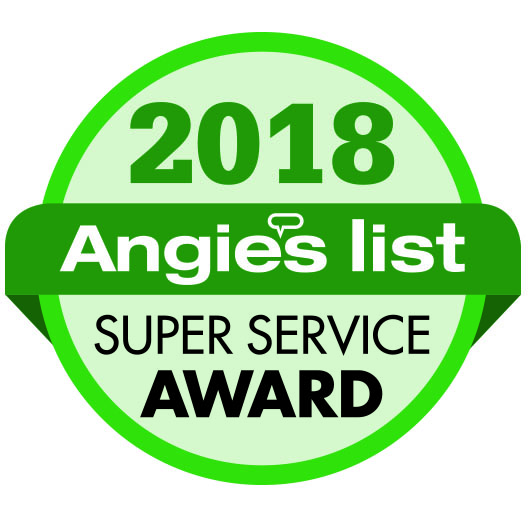 2018 Angie's List Super Service